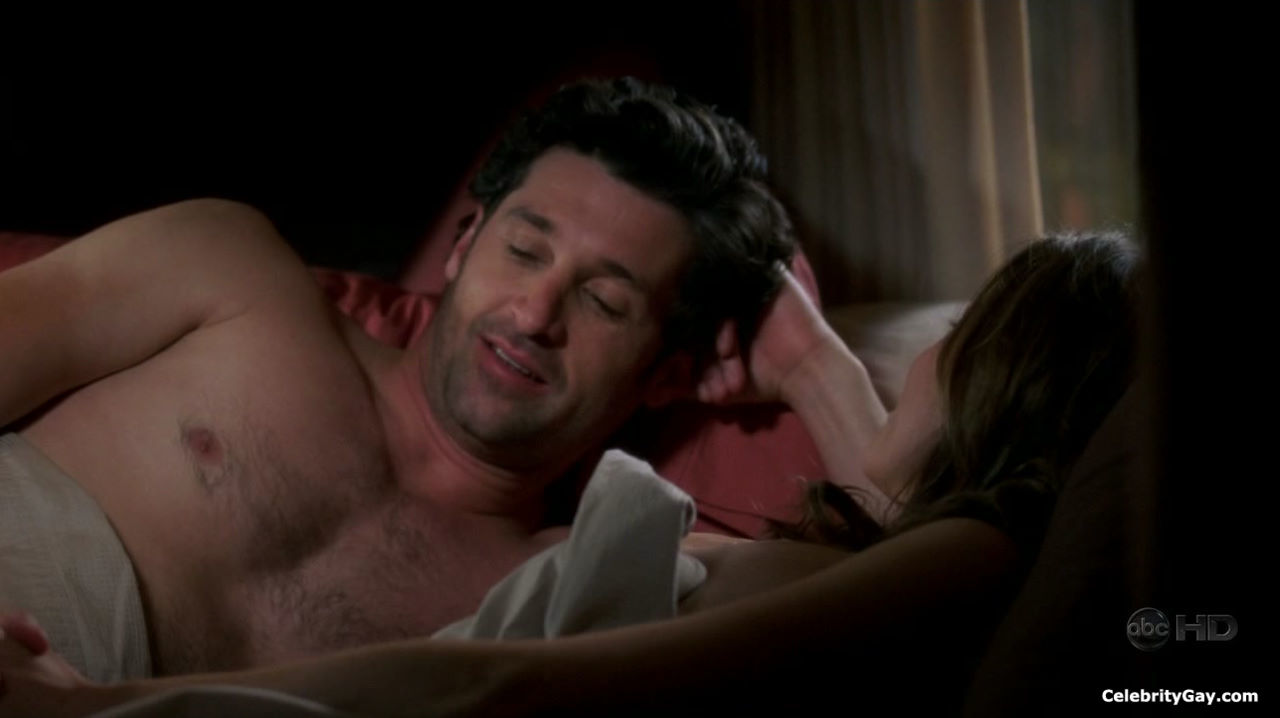 Accept. Nude photos of patrick dempsey almost