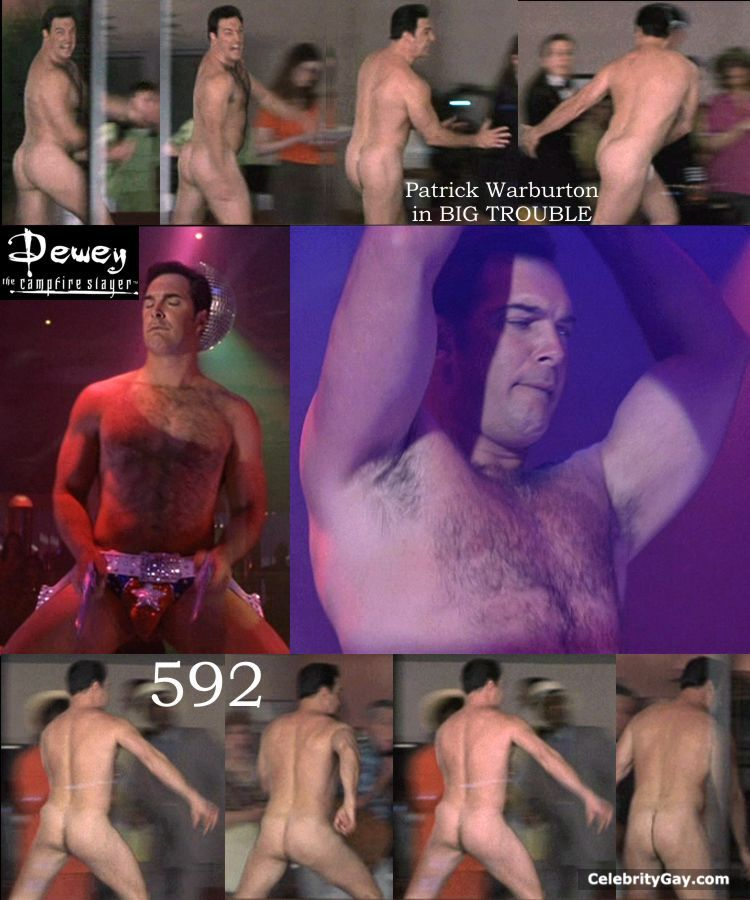 Share your naked patrick warburton your place