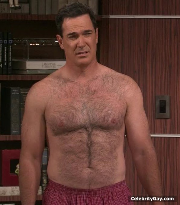 Naked patrick warburton useful