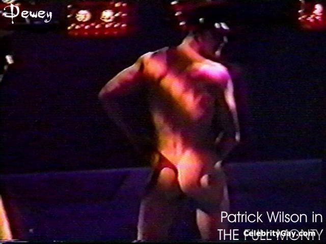 Patrick wilson nude photos, complete strangers posing nude