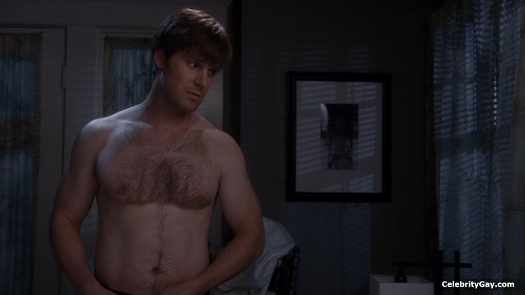 Christopher gorham naked