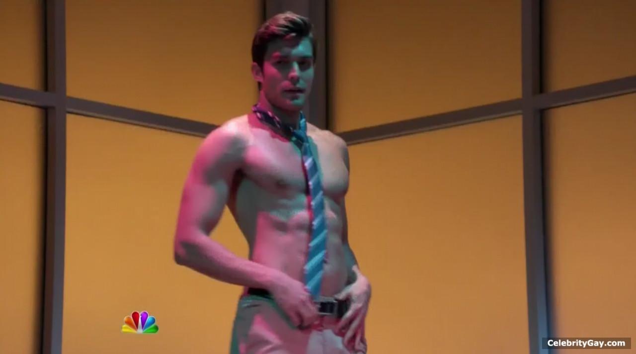 peter porte naked