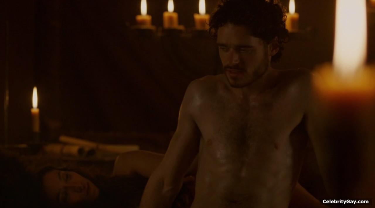 naked richard madden