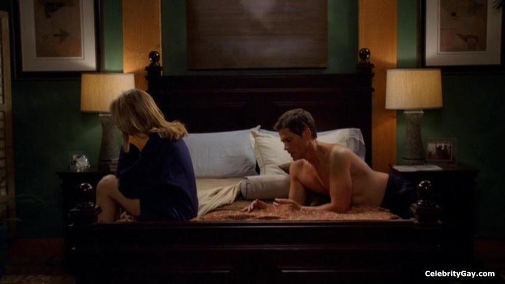 Rob Lowe Parodies Sex Tape Scandal