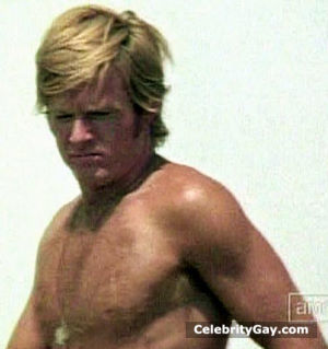 from Lawson is robert redford gay