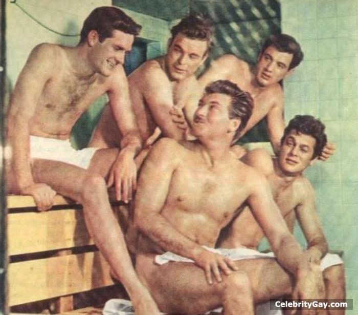 rock hudson naked photos
