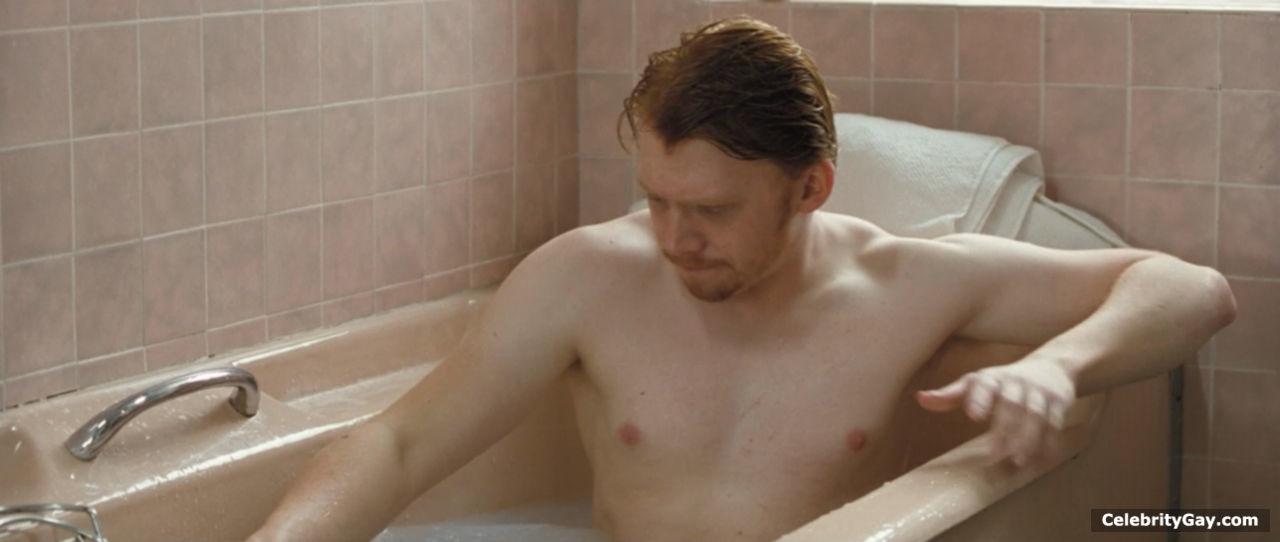 nude Rupert grint