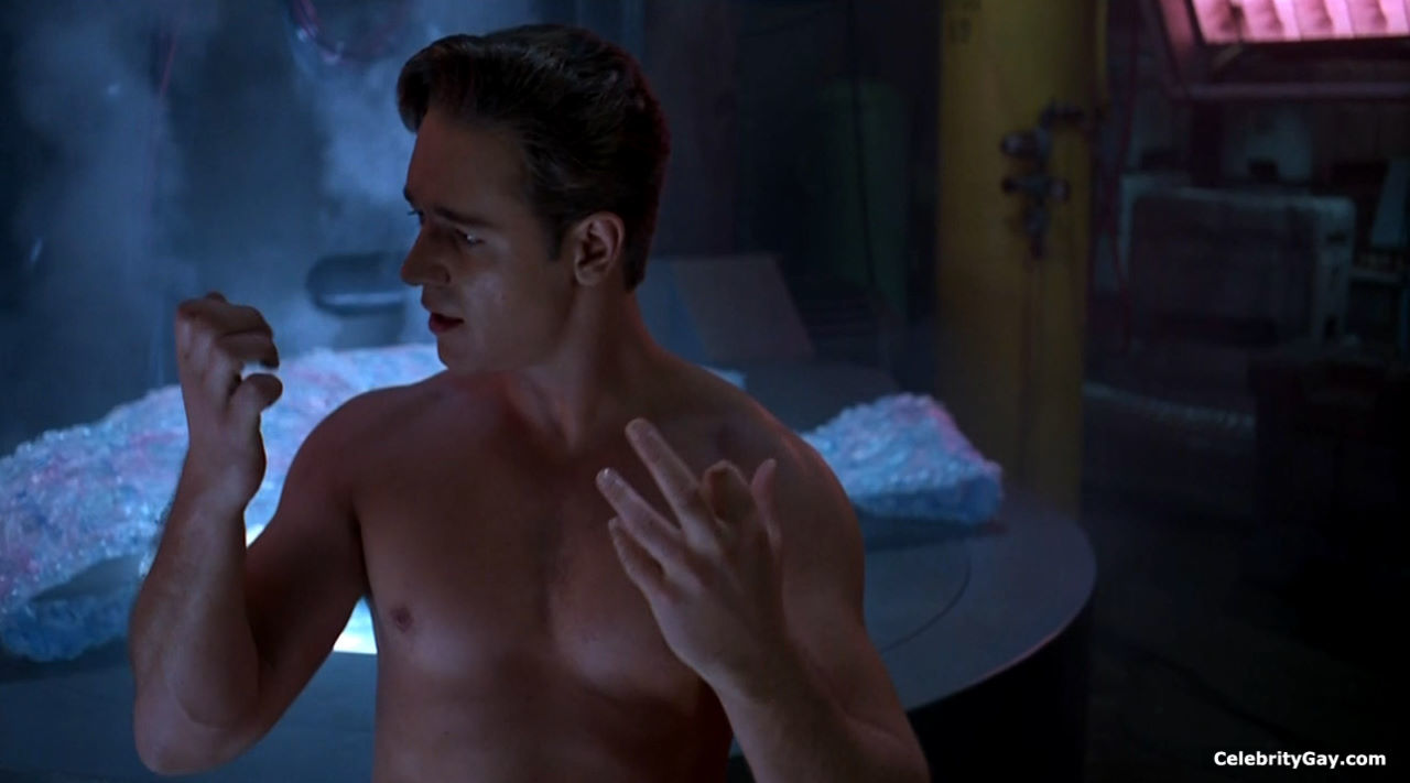 Russell crowe sexy, shirtless scene in romper stomper