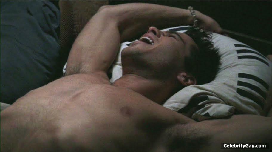 Ryan carnes full frontal naked