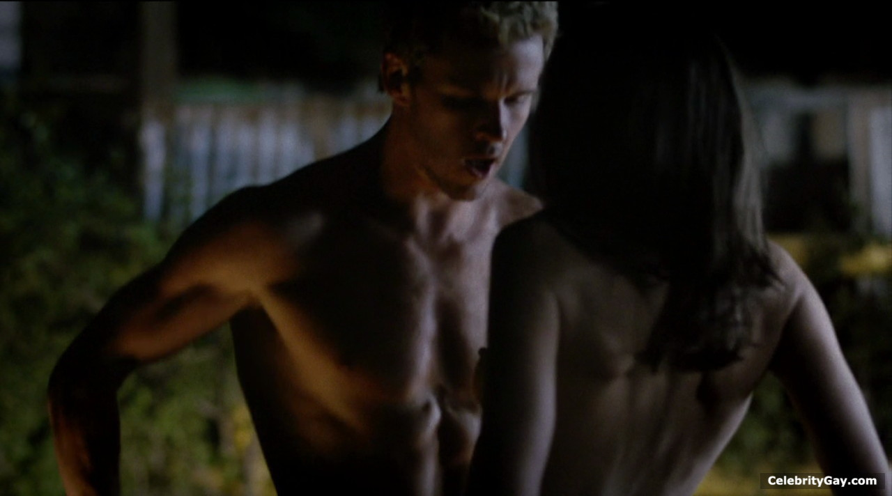 Ryan kwanten alleged full frontal nude the art of hapenis