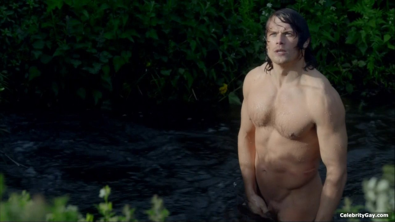 sam heughan straight or gay