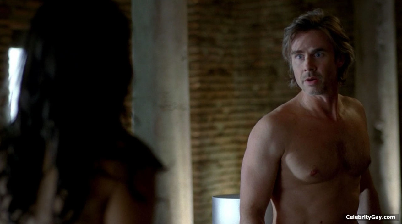 Sam trammell shirtless and hairy on true blood