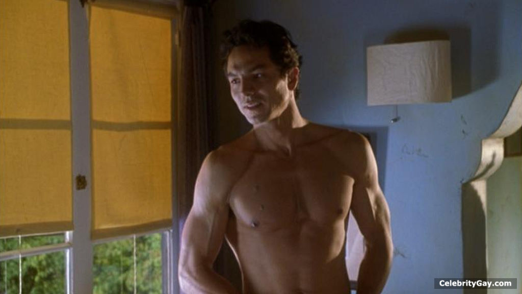 Benjamin bratt nude naked share your