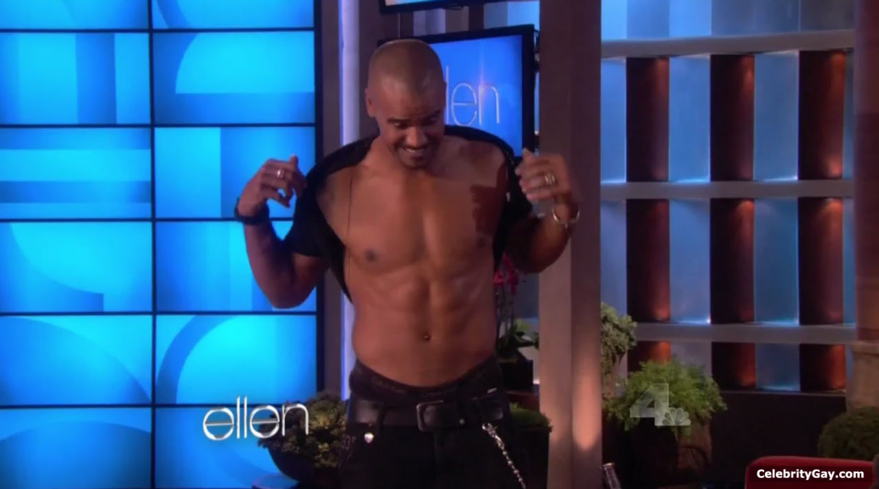 Shemar Moore Nude - leaked pictures & videos   CelebrityGay