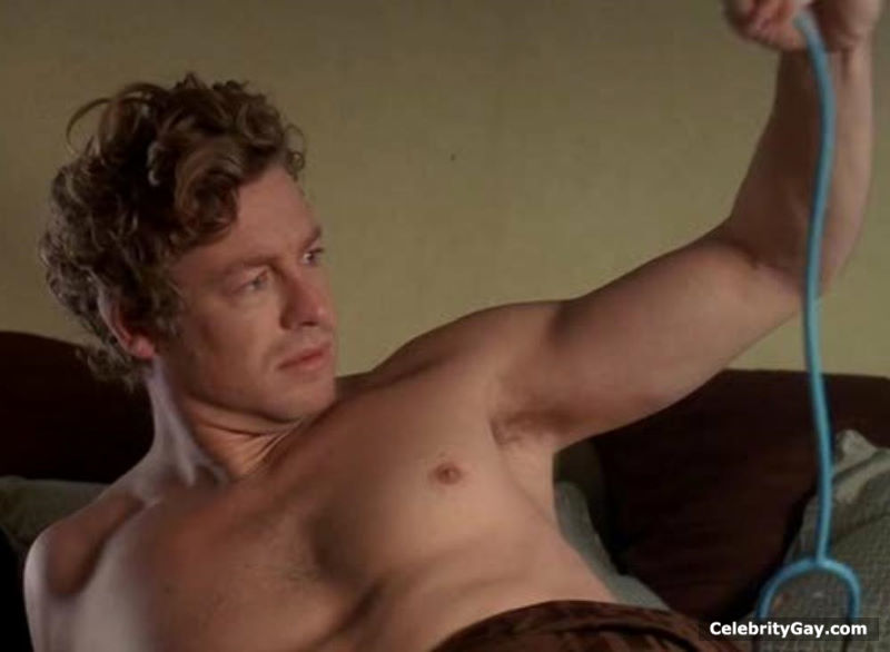 pic of simon baker in the nude
