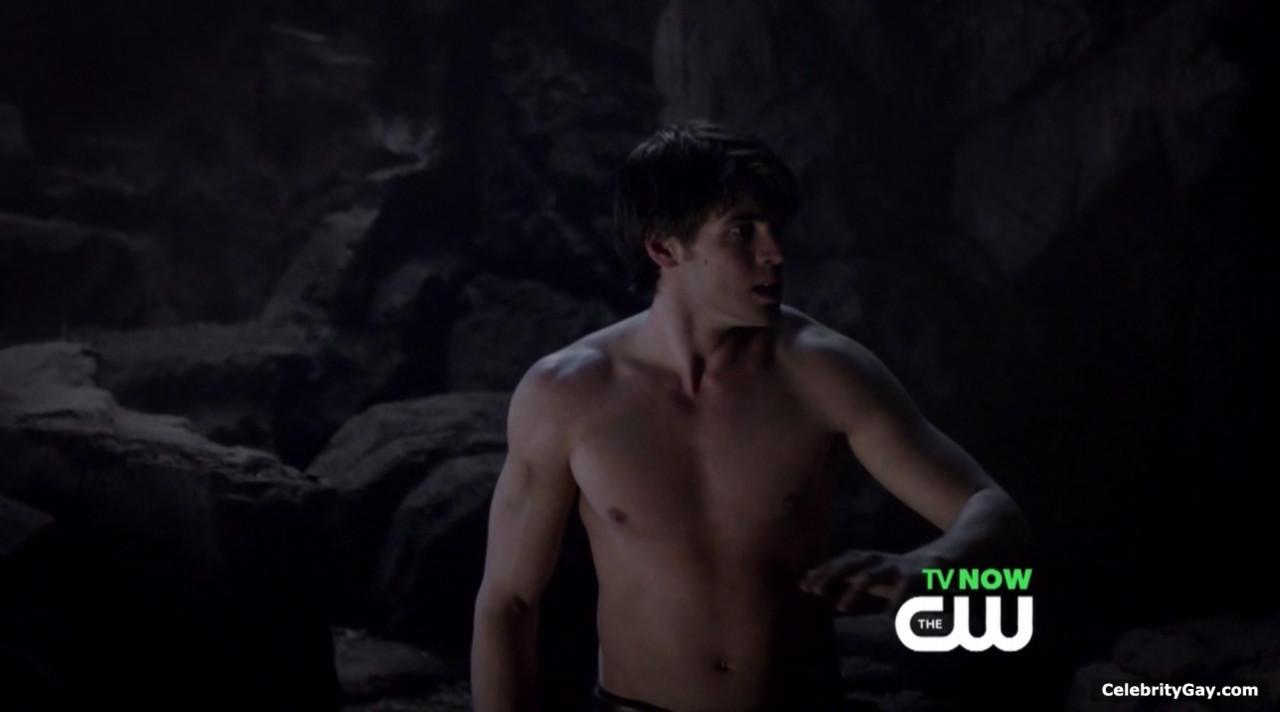 Steven R Mcqueen Vampire Diaries Gay Fakes My Hotz Pic