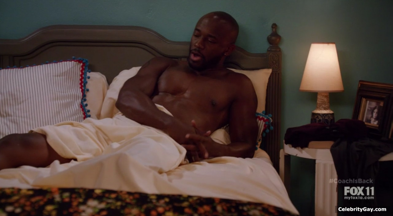 Taye diggs can really strike a pose