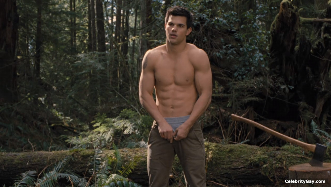Taylor Lautner Nude - Leaked Pictures  Videos  Celebritygay-7181
