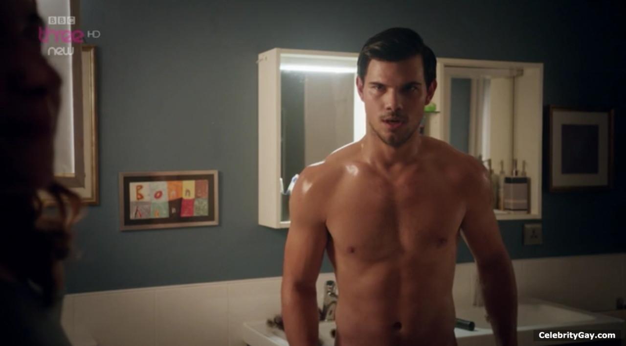 Taylor lautner sex tape