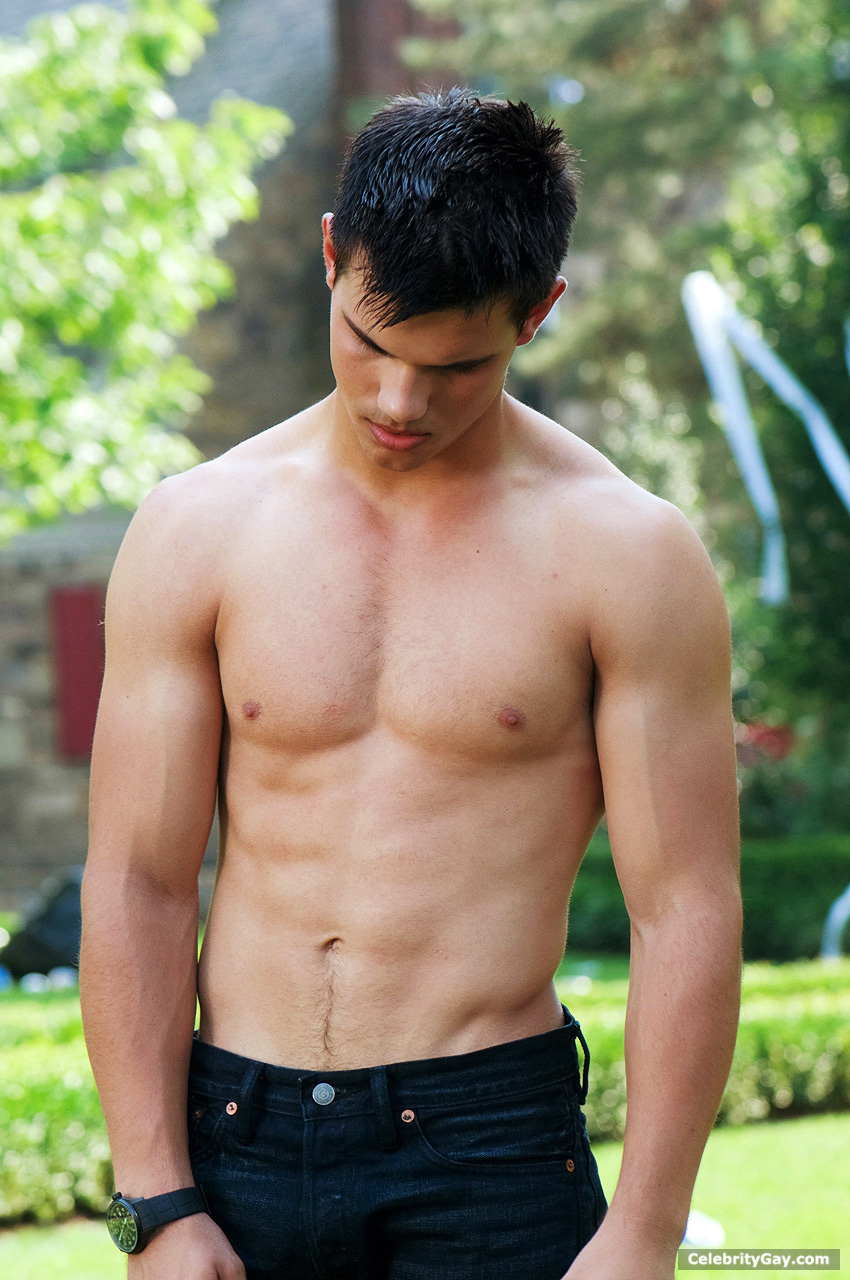 from Trevor taylor lautner naked and sexy