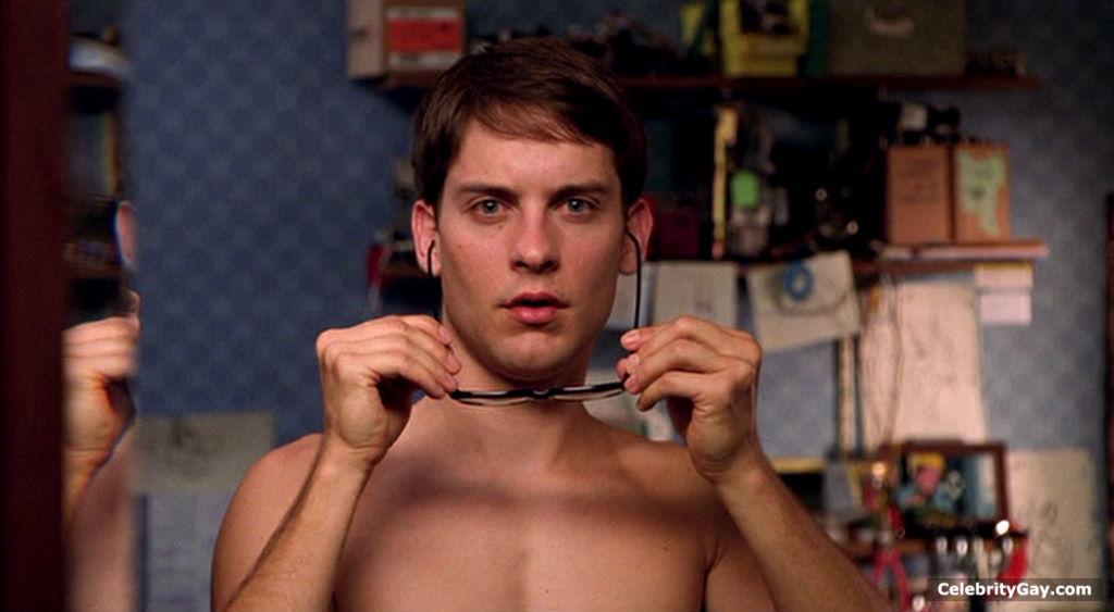 Tobey Maguire Nude Sex Videos 79
