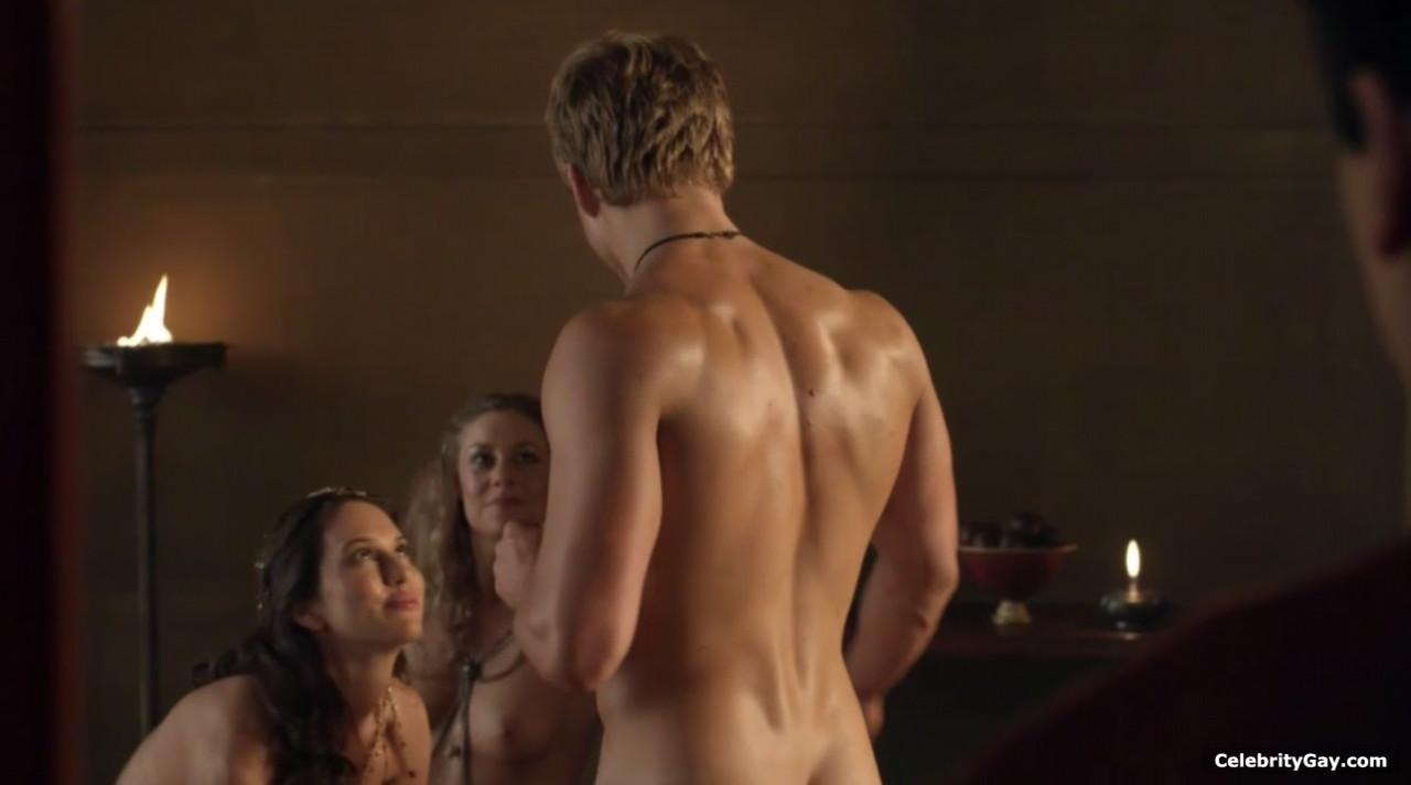 nackt Gay spartacus