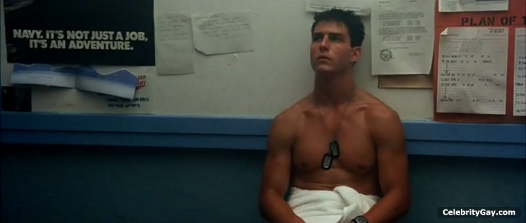 Tom Cruise nue - Coulé Photos Vidéos Celebritygay-8658
