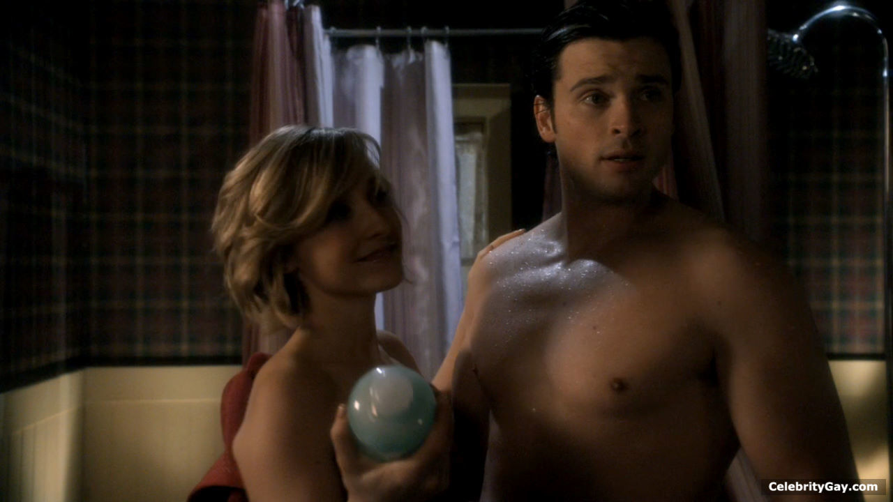 Naked Tom Welling