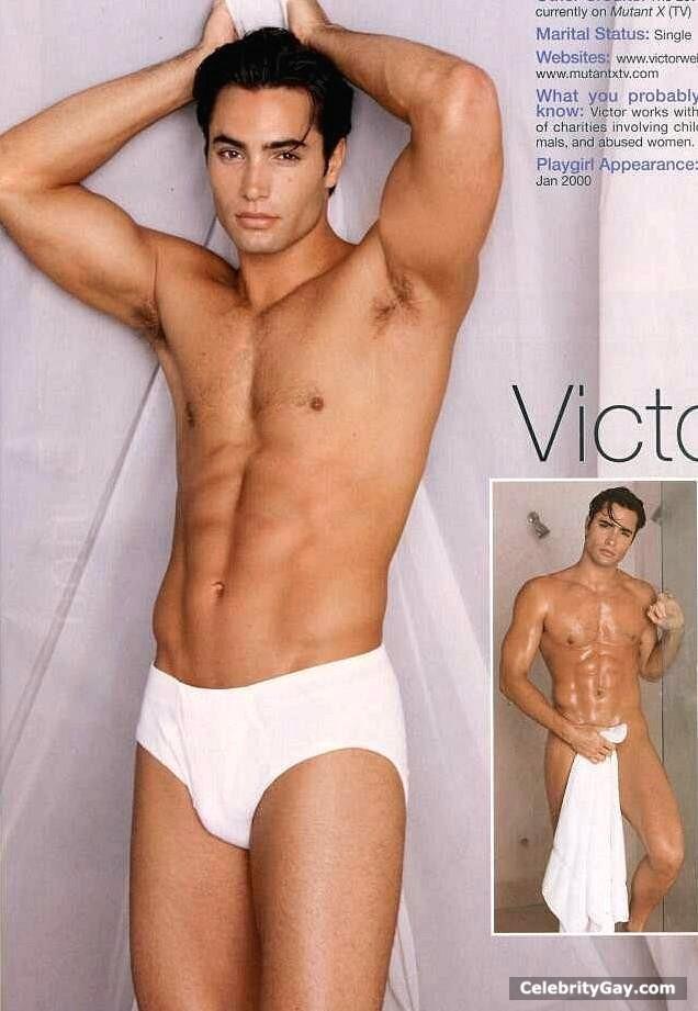 victor webster nude