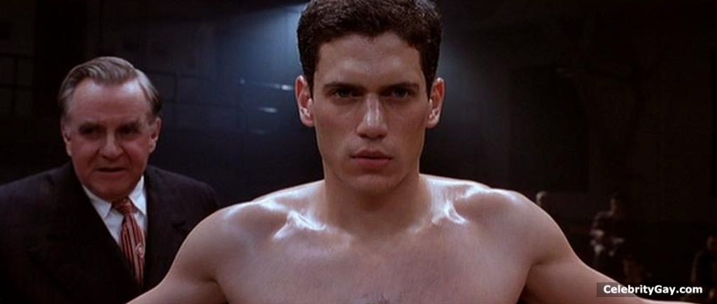 Wentworth Miller Nude - Leaked Pictures  Videos -2146