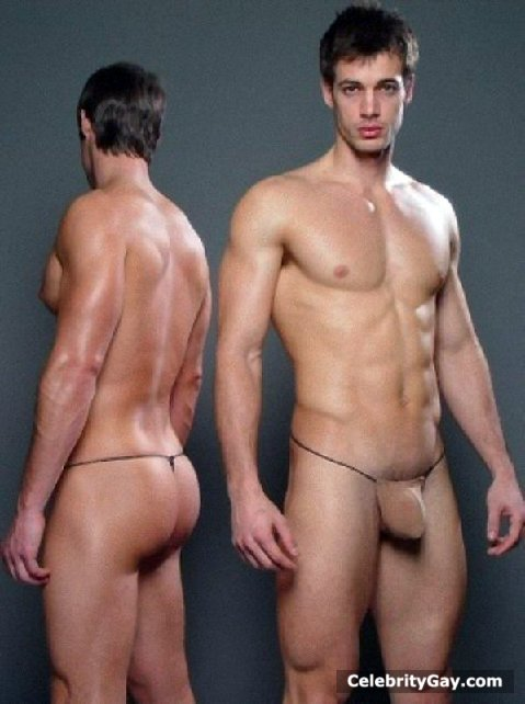 William levy with nude