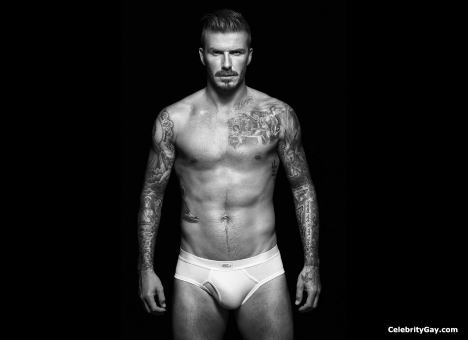 David beckham naked punished