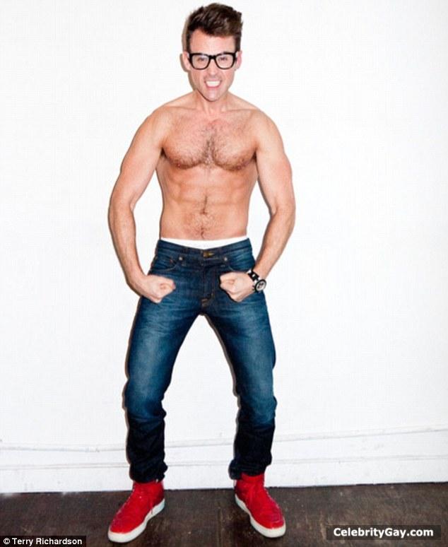 Brad Goreski Nude - Leaked Pictures  Videos  Celebritygay-7375