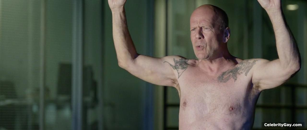 Bruce willis nude naked assured. You
