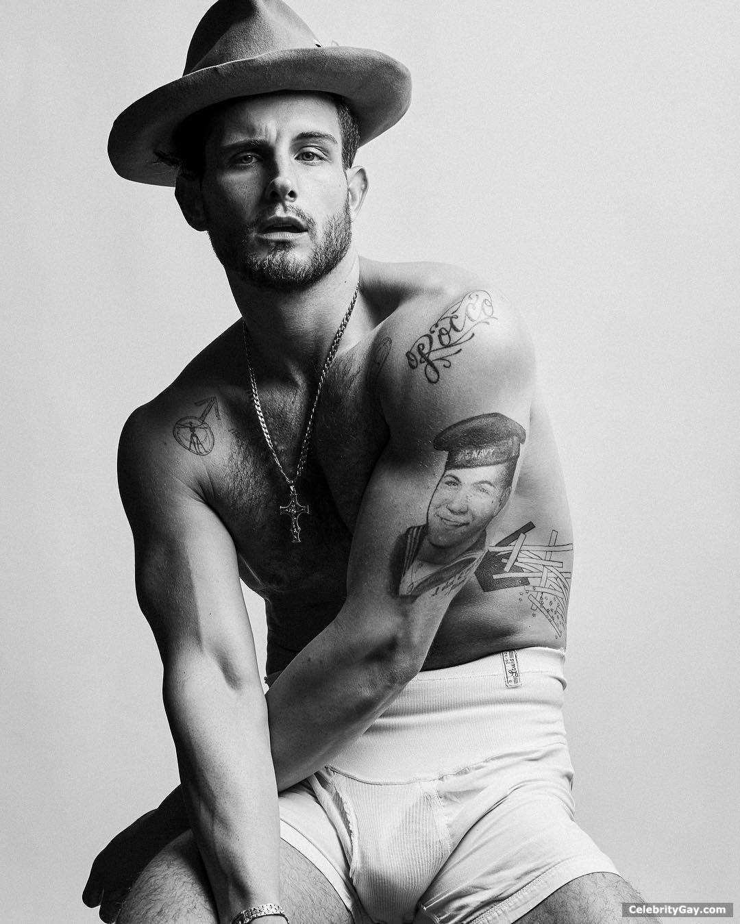 NICO TORTORELLA #HUNKOFTHEWEEK - Pink In Our Lives - The