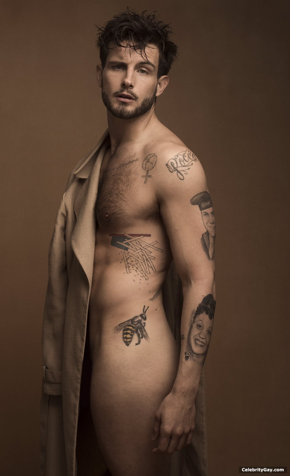 Nico Tortorella Nude - Leaked Pictures  Videos  Celebritygay-3999