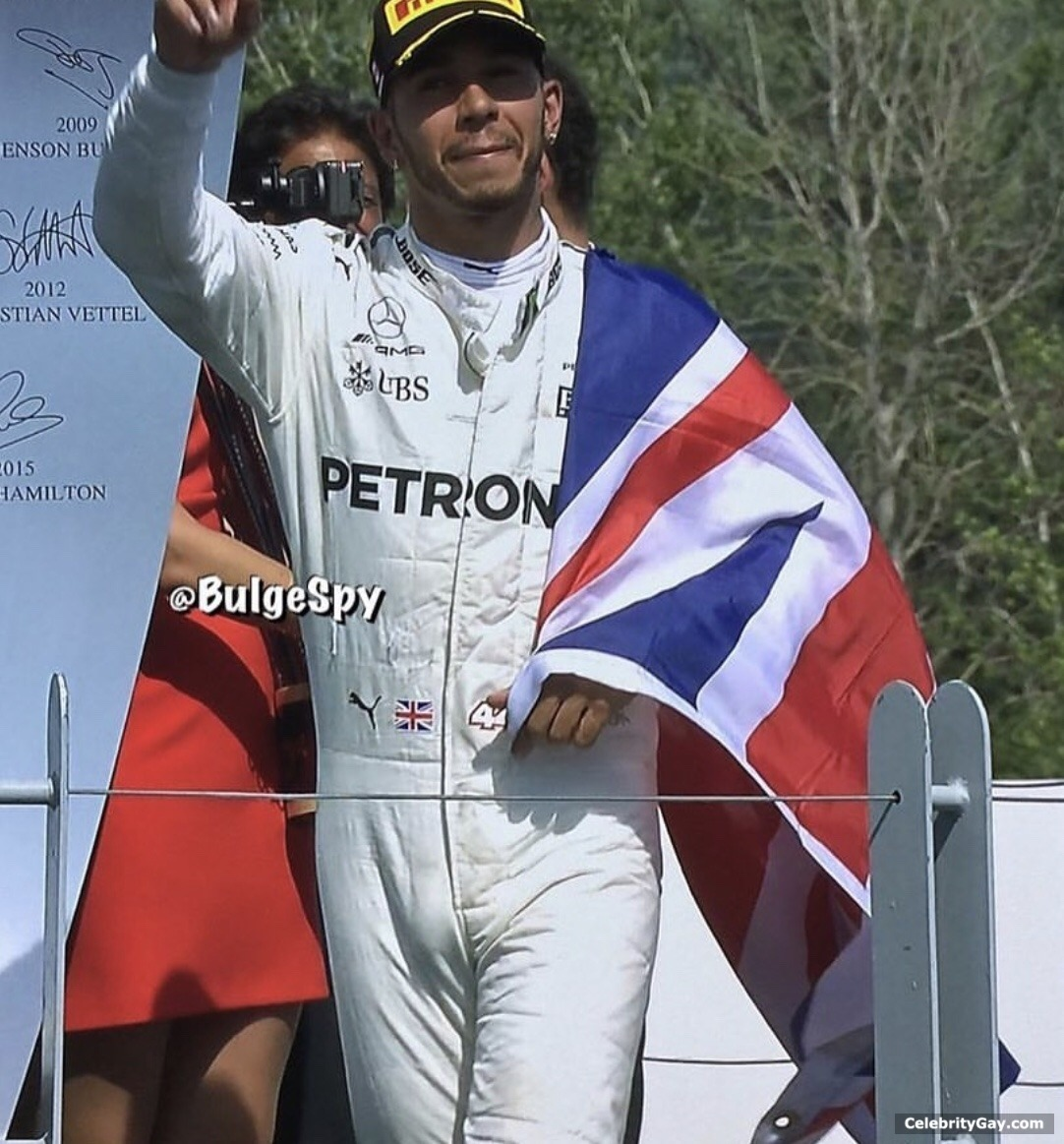 Lewis Hamilton Nude - Leaked Pictures  Videos  Celebritygay-8917